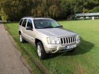 Jeep Grand Cherokee CRD limited