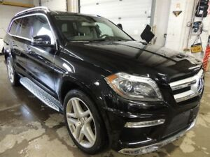 2015 Mercedes-Benz GL-Class GL450 4MATIC, NAVI, 360CAMERA, BLIND