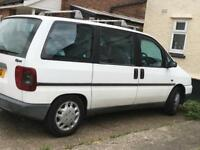 FIAT ULYSSE 1996 * RARE 8 SEATER *