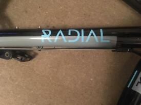 Radial Compel 1.1 Hybrid Bike.SORA Group set(no wheels)