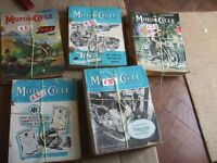 THE MOTOR CYCLE MAGAZINE 52 ISSUES