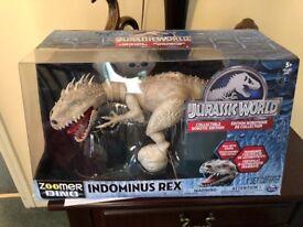 Zoomer Jurassic World Dino