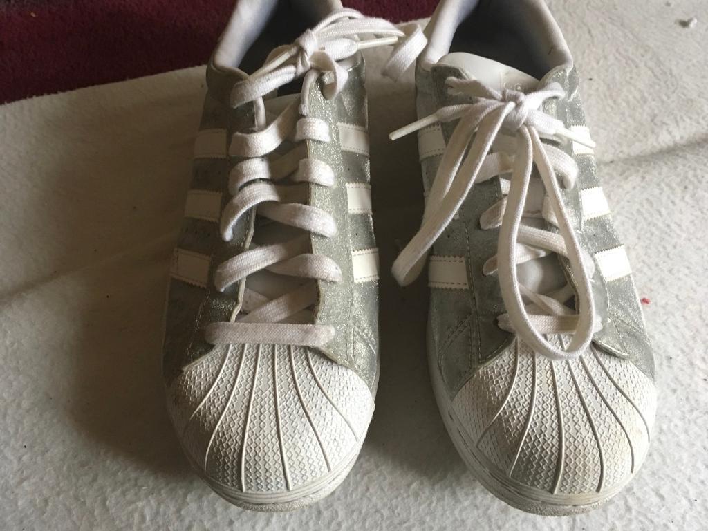 adidas ladies trainers size 5