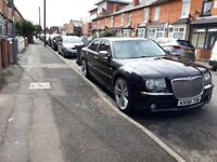 Crysler 300C in perfect condition 1 year mot