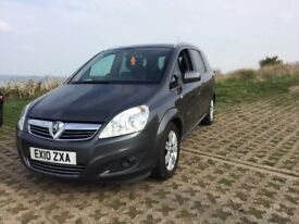 Low mileage Vauxhall zafira