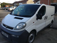 2005 VAUXHALL VIVARO 1.9 CDTI LONG MOT, NO VAT! DRIVES LIKE NEW