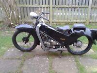 1950 le velocette