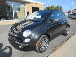 2012 Fiat 500c Lounge *CONVERTIBLE*
