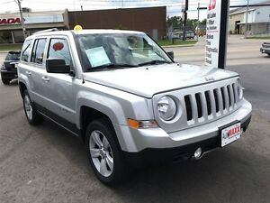 2011 JEEP PATRIOT LIMITED- HEATED SEATS, REMOTE START, LEATHER I Windsor Region Ontario image 6