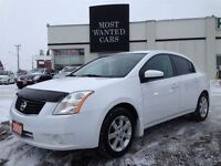2009 Nissan Sentra 2.0 | 6 SPEED | NO ACCIDENTS | ALLOYS
