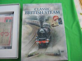 British Steam DVD