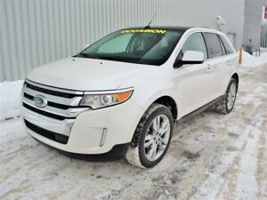 2011 Ford Edge LIMITED GPS *TOIT PANO* FINANCEMENT 0$ COMPTANT