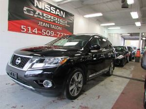 2013 Nissan Pathfinder SV 4WD ONE OWNER/NEVER ACCIDENTED/PLATINU