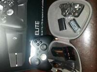 Xbox one elite + extras