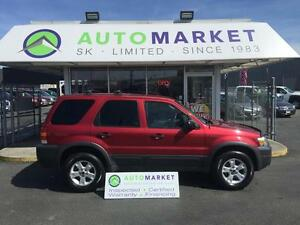 2005 Ford Escape XLT 4WD NEW BRAKES, WARRANTY!