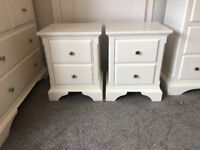 2 NEXT bedside tables
