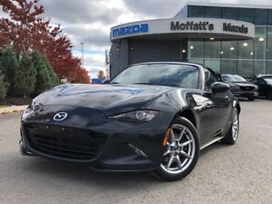 2016 Mazda MX-5 GX GX CONVERTIBLE, AUTOMATIC, ONE OWNER