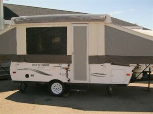 2013 Forest River Rockwood Tent Freedom Series 1910 10FT. FRONT