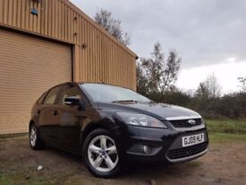 Ford Focus 1.6 Zetec 5dr£2,300 p/x welcome *1 PREVIOUS KEEPER*FSH*