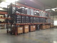 Industrial Pallet Racking for sale - used, in good condition