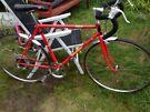 Vintage Raleigh ace racing bike