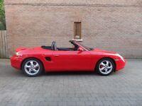 Porsche Boxster Only 65000 genuine Miles ��6250