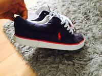 Polo shoes size 7