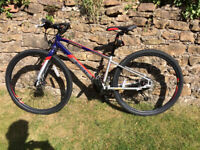 Wiggins Chartres 26 Junior Hybrid Bike