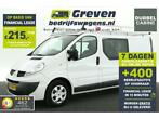 Renault Trafic 2.0 dCi T29 L2H1 DC Airco Cruise PDC Navi Imp