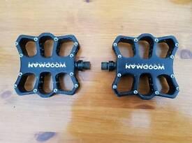 Woodman mtb Pedals