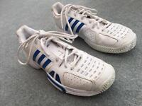 Adidas Barricade Team 2 tennis shoes (6 ½)