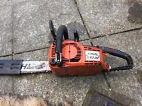 Still chainsaw 010av