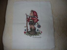4 Beautiful Cross Stitches