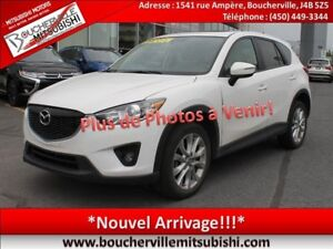 2015 Mazda CX-5 GT*CUIR, TOIT OUVRANT, AWD*