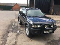 Vauxhall frontera 2.2 Turbo Diesel Sport