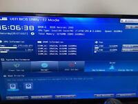 I7 4790 quad core gaming Pc, 32 Gb ram ddr 3 1600mhz,