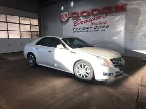 2011 Cadillac CTS /Sunroof/Leather/Navigation