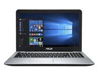 ASUS X555U - i7-6500U - 4 GB RAM - 128 GB SSD - Windows 10