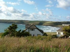 Holiday help for grown-ups - £500 per week clear - 9th-30th June - Polzeath, North Cornwall