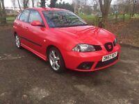 Seat Ibiza 1.4 Sport 2007 5 Door ***Fantastic*Rare*Car*Long Mot***