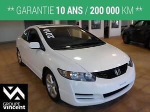 2010 Honda Civic LX ** TOIT OUVRANT **