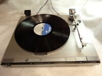 JVC L-A31 Direct drive turntable Record player