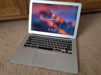 "MacBook Air 13"" - Core i7 - 256 gb Swap for an iMac"
