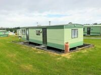 Atlas Static Caravan for sale on lovely country park in Silloth, Cumbria. Site fees paid until 2019!
