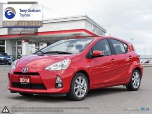 2014 Toyota Prius c Technology TECH PACKAGE