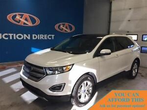 2016 Ford Edge SEL ONLY 8000KM NAVI! AWD! FINANCE NOW!