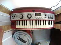 MicroKorg XL - (Red) synthesizer and vocoder great condition