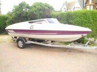 Fletcher Arrowstreak 17 GTS Classic Speedboat