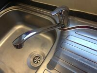 HOWDENS LAMONA SINK AND MIXER TAP