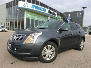 2013 Cadillac SRX Leather Collection